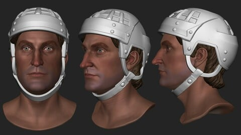 NHL player bust