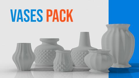 vases pack