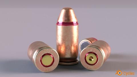 Cartridge 9x18 mm - PMM