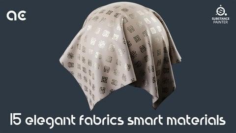 Elegant Fabrics Smart Materials Collection Vol.2 | 15 Smart Materials