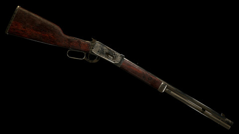 Winchester 1886-1892