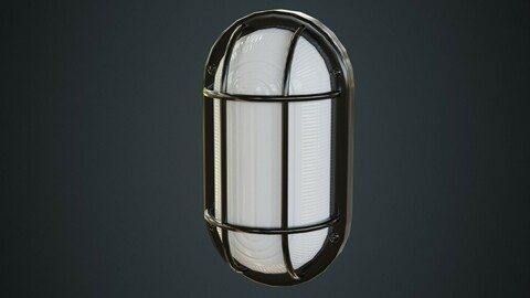 Bulkhead Light 1A