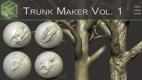TRUNK MAKER Vol. 1 VDM+MAPS - Softwares Compatibility