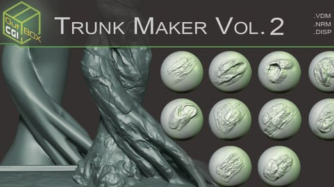TRUNK MAKER Vol. 2 VDM+MAPS - Softwares Compatibility