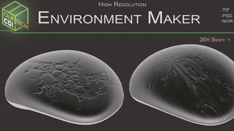 Environment Maker - TIF/PSD/NRM