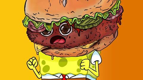 Crabypatty Spongebob