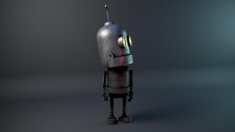 Loneley Robot