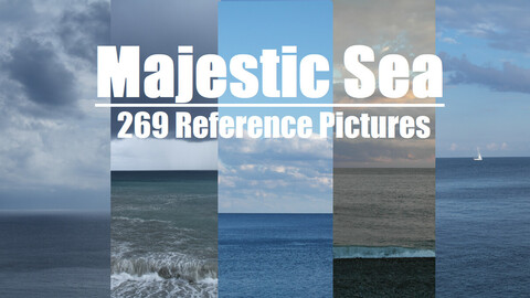 Majestic Sea 269+ Photo Reference Pictures