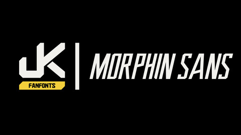 Morphin Sans