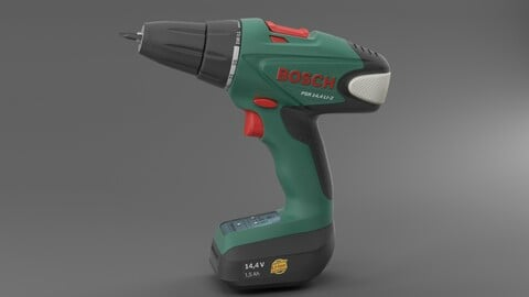 Cordless drill screwdriver Bosch PSR 14 4 LI 2