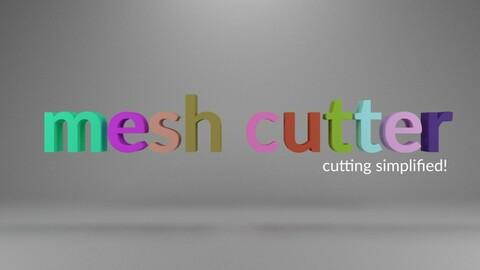 Mesh Cutter - Houdini Cutting Tool