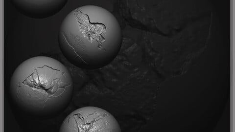 Stone Cracks Vol. 3