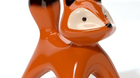 Fox figurine