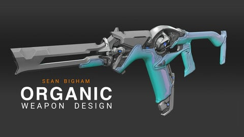 Organic Weapon Design Tutorial