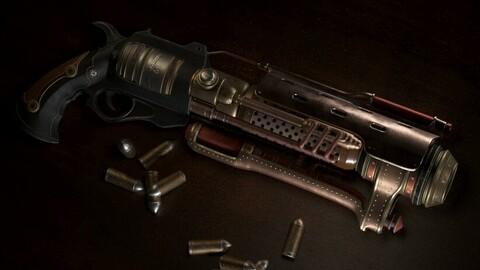 Van Helsing Revolver