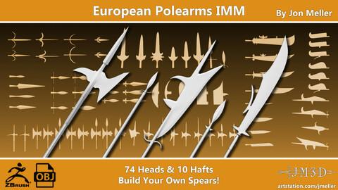 European Polearm Builder IMM