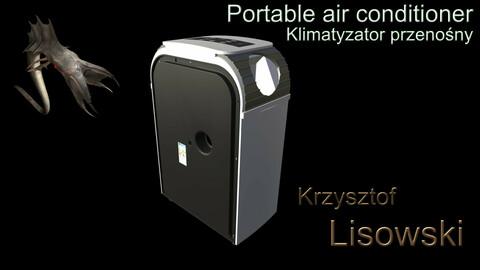 Portable air conditioner | Klimatyzator przenośny