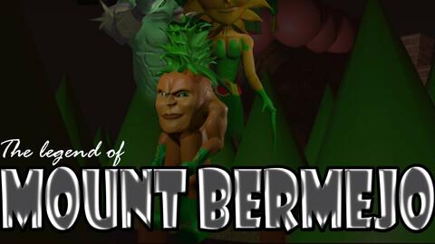 Legend of Mount bermejo