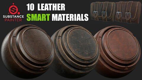 10 Leather Smart Materials