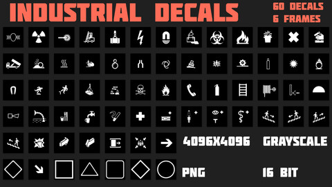 Industrial Decals