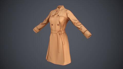 Tan Mac - Game Clothing Model