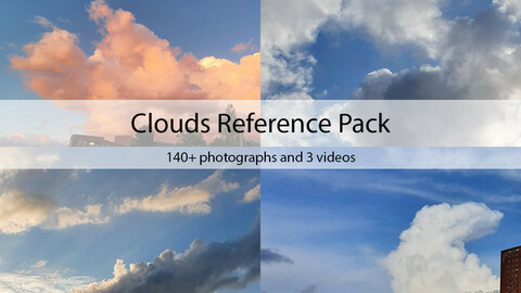 Clouds Reference Pack