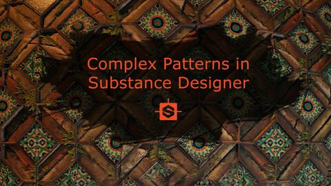 Substance Designer - Complex Patterns Graph