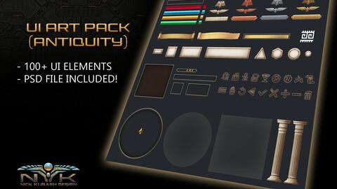 UI Pack - Antiquity