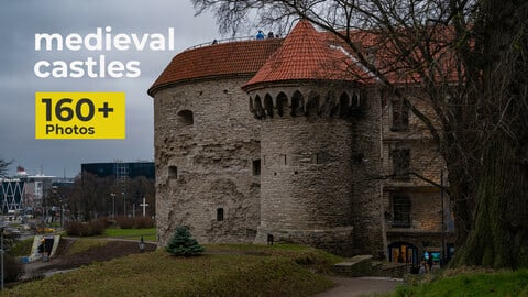Medieval Castles. Environment Refrence Pictures.