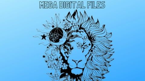 The Mega SVG Bundle - Digital Files - Graphics SVG Files -  235 Premium Graphics