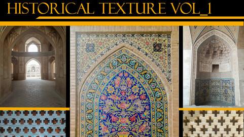 Historical Textures vol_1