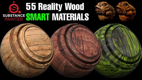 55 High Quality Wood Smart Materials [ Last Sale Day ] 🌟