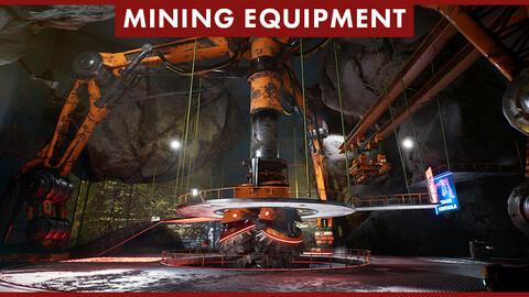 Industrial Mining Equipment