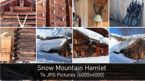 Snow Mountain Hamlet Reference Pack