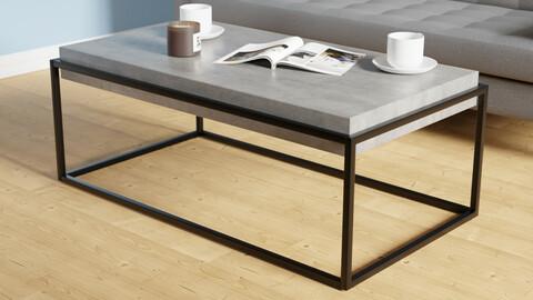 ALTOS Coffee Table Concrete