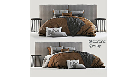 Adairs bed 1