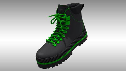 Fenty Hitch Hiker Boots