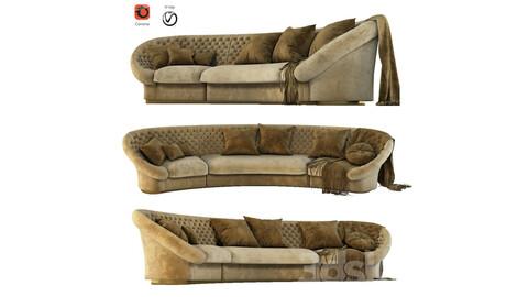 divani casa cosmopolitan sofa