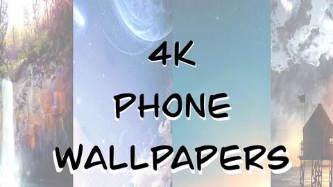 4K Phone Wallpaper Pack