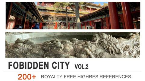 Fobidden City Architecture Vol. 2