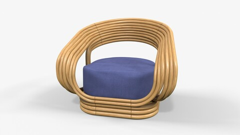 Rattan Chair Atlas
