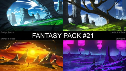 Fantasy Pack #21