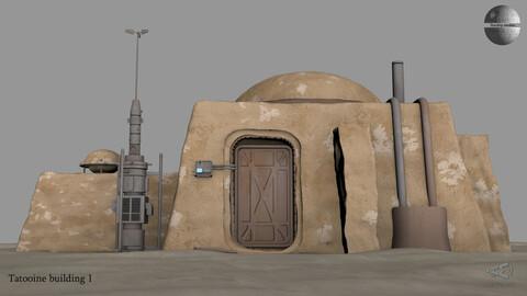 Tatooine building 1