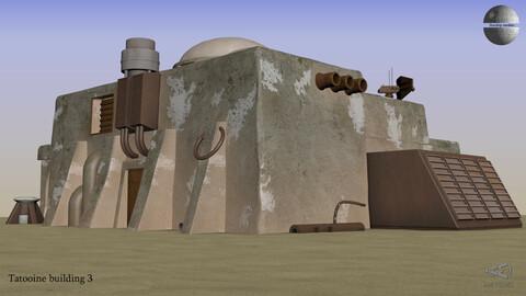 Tatooine building 3