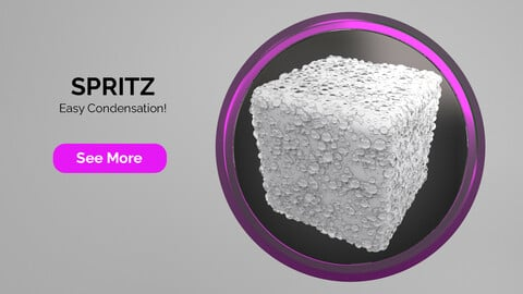 Spritz for Cinema 4D R20 to R22
