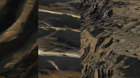 27 * 8K | Dune landscapes | 32 bit