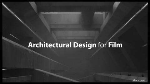 Architectural Design for Film