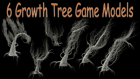 6 Growth Tree Game Models