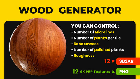 Wood Generator