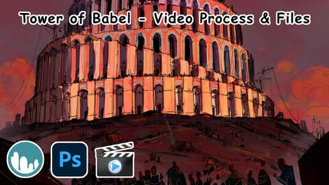 Tower of Babel (Video Process & Files)